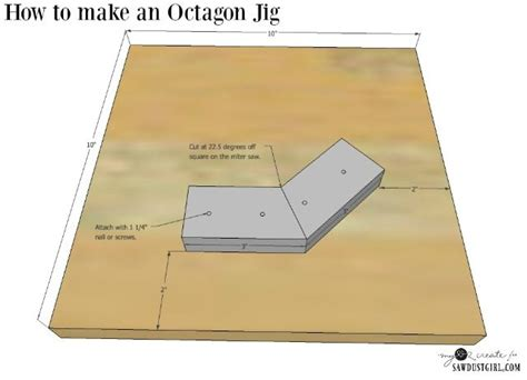 octagon jig building geometric shapes