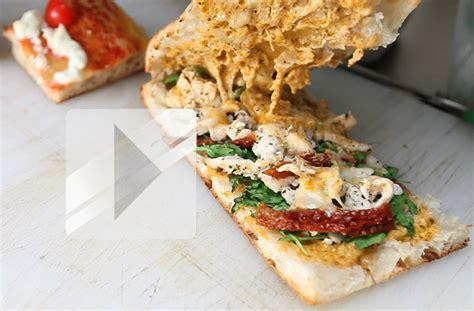 cuisine tv recettes italiennes after eleven présente ses recettes de focaccias et pizzas