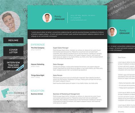gravity premium resume template pack