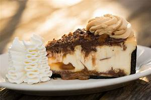 Adam's Peanut Butter Cup Fudge Ripple Cheesecake at The ...