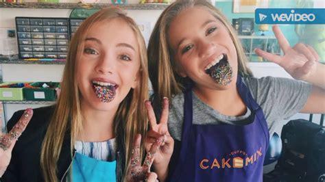lauren orlando young lauren orlando mackenzie ziegler cute friendship youtube