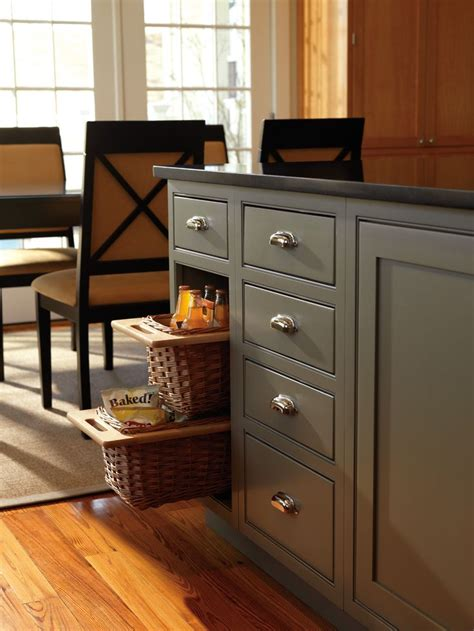 pictures of kitchens with cabinets this accessory is easy access baskets slide on a wood 9118