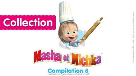 masha et michka сompilation 8 20 minutes dessins