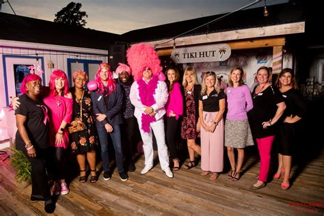 There's nothing better than shimmying your stuff on the savannah lounge floor, champagne or beer in hand. The Big Flamingo Pink Party Raises Over $1,000 for the 2019 Komen Coastal Georgia Big Wigs ...