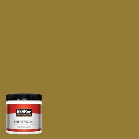 behr premium plus 8 oz 360c 3 honey tone interior