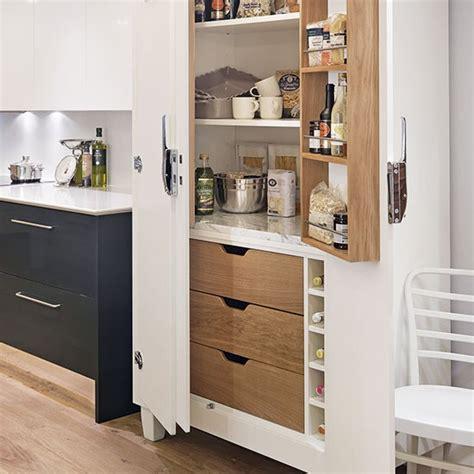 Contemporary Kitchen Storage  Freestanding Kitchen Design