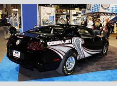 Ford Racing continues the Mustang Cobra Jet program for