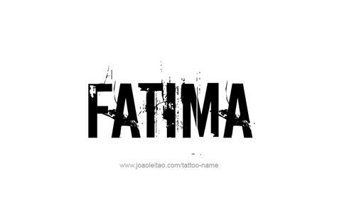 fatima  tattoo designs