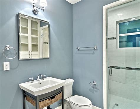 Best Bathroom Paint Colors Benjamin by The Best Benjamin Paint Colors Courtland Blue