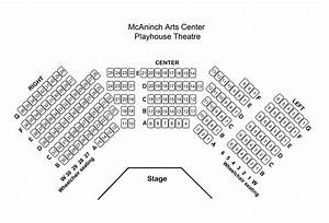 Mac Playhouse Seating Chart