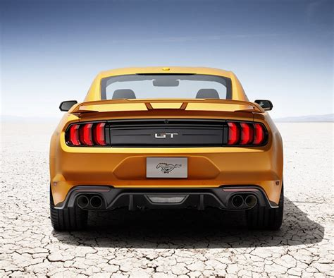 2018 Ford Mustang Gt Changes, Specs, Release Date, Price