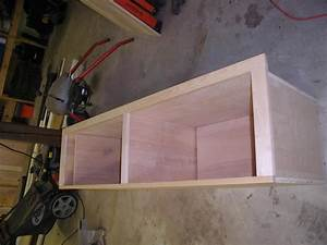 Cabinet Making  Recessed Wall Cabinet Build