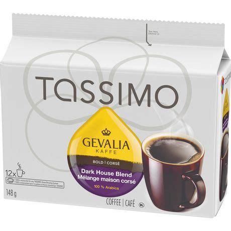 The gevalia french roast has incredible flavors and it's down to the roast. Tassimo Gevalia Dark Roast Coffee Single Serve T-Discs   Walmart Canada