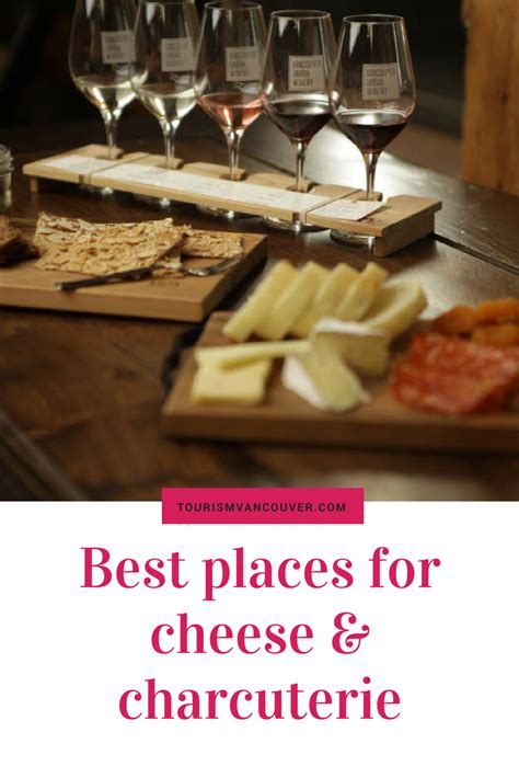 charcuterie cheese places vancouver