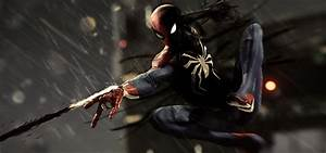 Black Spiderman Ps4 Pro 4k, HD Games, 4k Wallpapers ...