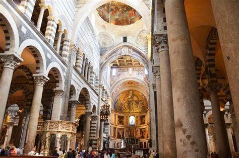 Interno Duomo Di Pisa by Interno Duomo Di Pisa Romanico Pisa Building E