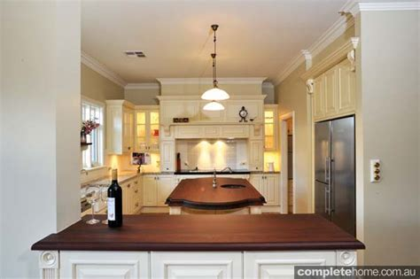 Unique heritage style kitchen with exquisite features