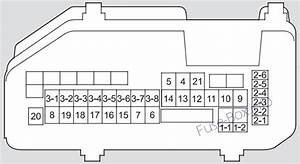 Fuse Box Diagram Acura Tsx  Cu2  2009