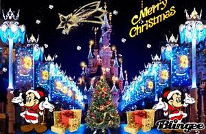 Disneyland Merry Christmas Picture 77574137