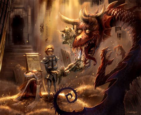 A To Slay Dragons by To Slay A By Breathing2004 On Deviantart