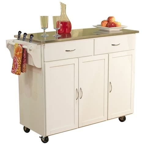 dolly kitchen island cart white kitchen islands carts you ll 9608