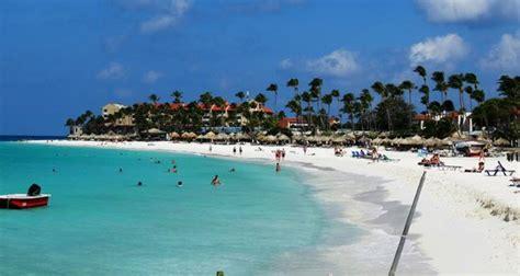 Divi Tamarijn Aruba - strand tamarijn divi hotel foto tamarijn aruba all