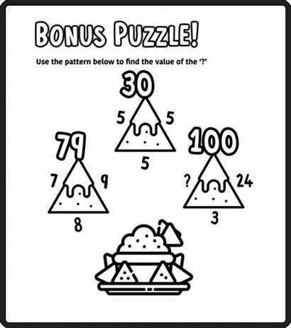 Math Puzzles Mashup Mashupmath Answers Riddles Maths