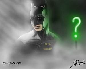 Riddle me this. by NightwolfArt on DeviantArt
