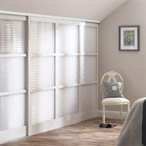 robe de chambre high 25 best ideas about sliding wardrobe doors on