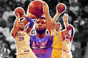 These Four NBA Players Want You to Know They Can Shoot Now ...