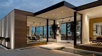 Luxury Modern American House Exterior Design HOME Luxury Modern Home Interior Design Of Haynes House By Steve