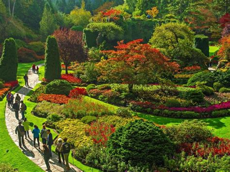Gardens Bc - 11 stunning locations to view the fall colours in