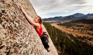 Rocky Mountain Rock Climbing - AllTrips