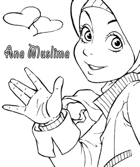 Moslim Kleurplaten by Pin Ho Op Islamic Coloring Pages Islam Color