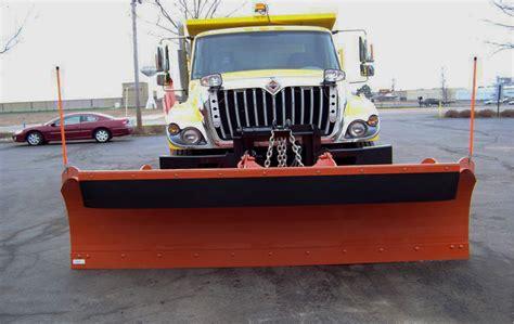 bonnell mid weight series snow plow dejana truck