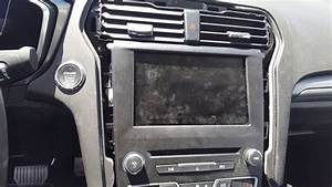 How To Replace The Radio Or Apim On A Ford Fusion