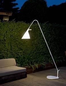 Lampadaire Exterieur Terrasse : lampe exterieur design ~ Teatrodelosmanantiales.com Idées de Décoration