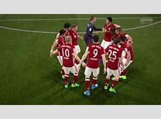 FIFA 17 Real Madrid vs Bayern Munchen UEFA Champions