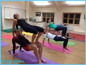 Yoga Poses For Three People | www.pixshark.com - Images ...