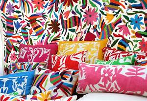 Modello Designs The Oh So Beautiful Otomi Textiles Of Mexico Paint