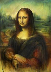 Mona Lisa Images - Reverse Search
