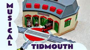 take along the musical tidmouth sheds henry percy toby take n play