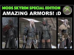 Skyrim Special Edition Armor Mods Xbox One The Most
