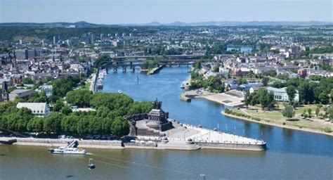 In Koblenz by Koblenz Guide Fodor S Travel