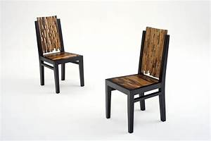 Contemporary, Wooden, Dining, Chair