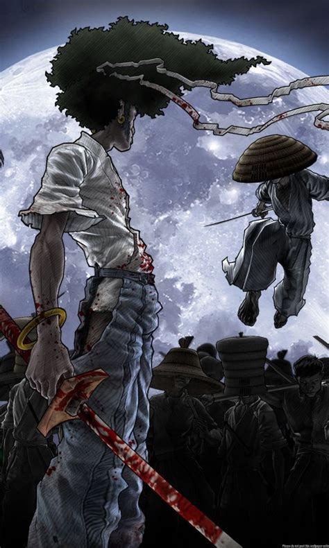 afro samurai wallpapers apk   android