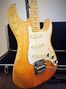 Fender Stratocaster Elite 1983 Natural W   Case