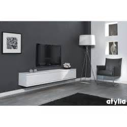 Meuble Tv Suspendu by Meuble Tv Design Suspendu Flow Atylia Salon Tv