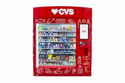 Vending Cvs Pharmacy Wellness Machines Health Retail