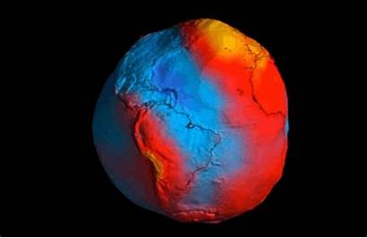 Earth Lumpy Round Without Geoid Actually Claims